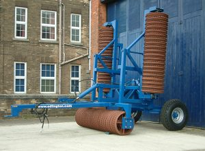 Edlington 6.5m Cambridge Roll HD with 24 inch and breaker rings