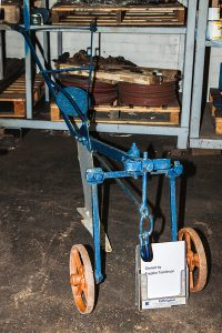 Edlington Plough owned by F. Tomlinson