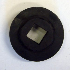 Rubber Disc 6 inch